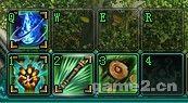 傲剑2绿色版技能栏